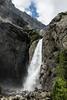 Lower Yosemite Falls - Yosemite #1927-Edit