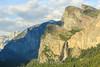 Half Dome, Bridal Veil Falls - Yosemite #0226