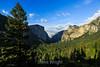 El Capitan, Half Dome, Bridal Veil Falls - Yosemite #0215