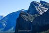 Half Dome, Bridal veil Falls - Yosemite #2095