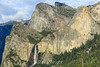 Bridal Veil Falls - Yosemite #0213