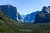 El Capitan, Half Dome, Bridal Veil Falls - Yosemite #2097