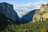 El Capitan, Half Dome, Bridal Veil Falls - Yosemite #0220