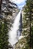 Upper Yosemite Falls - Yosemite #0559