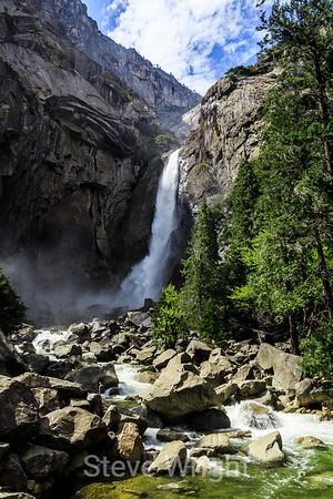Yosemite Falls - 2013