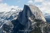 Half Dome and Diving Board - Yosemite #8497