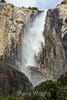 Bridal Veil falls - Yosemite #7561