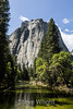 Cathedral Rocks and Merced River - Yosemite #9322