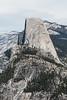 Half Dome and Diving Board - Yosemite #7276