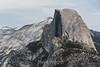 Half Dome and Diving Board - Yosemite #7348