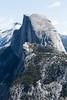 Half Dome and Diving Board - Yosemite #8371