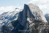 Half Dome and Diving Board - Yosemite #8448