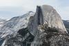 Half Dome and Diving Board - Yosemite #7415