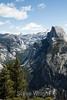 Mt  Watkins, Half Dome - Yosemite #8408