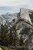 Half Dome - Yosemite #7322
