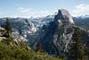Mt  Watkins, Half Dome - Yosemite #8351