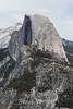 Half Dome and Diving Board - Yosemite #7351