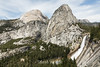 Mt  Broderick, Liberty Cap, Nevada Falls - Yosemite #7905