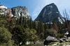Liberty Cap, Mt Broderick - Yosemite #7773