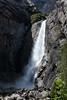 Lower Yosemite Falls - Yosemite #9444
