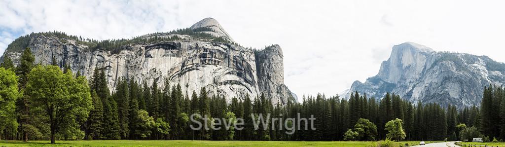 Yosemite Panoramas - 2014