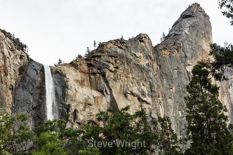 Bridal Veil Falls - Yosemite #7585