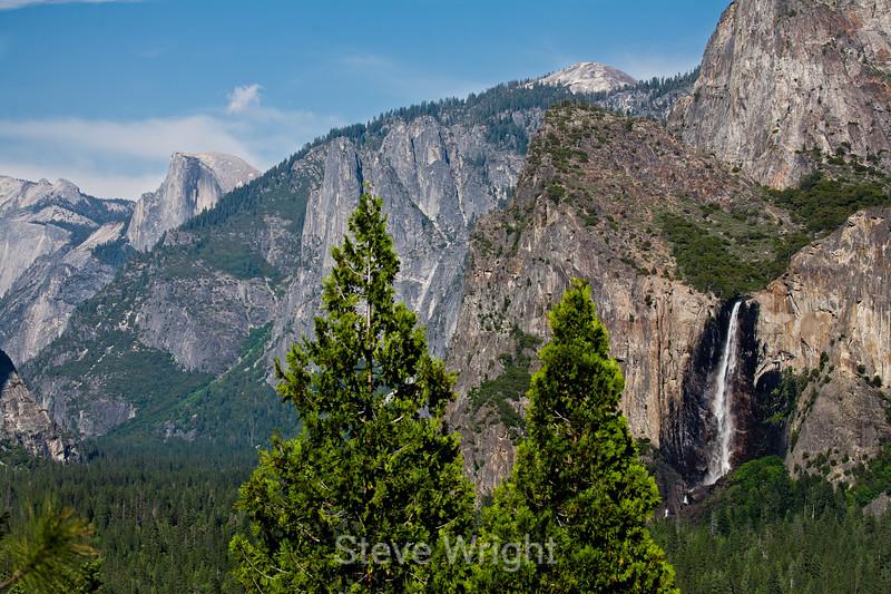 Bridal Veil Falls - Yosemite (1)