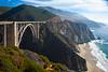 """""""Bixby Bridge and Big Sur Coastline"""""""