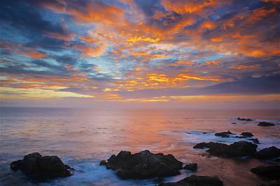 Big Sir Sunset
