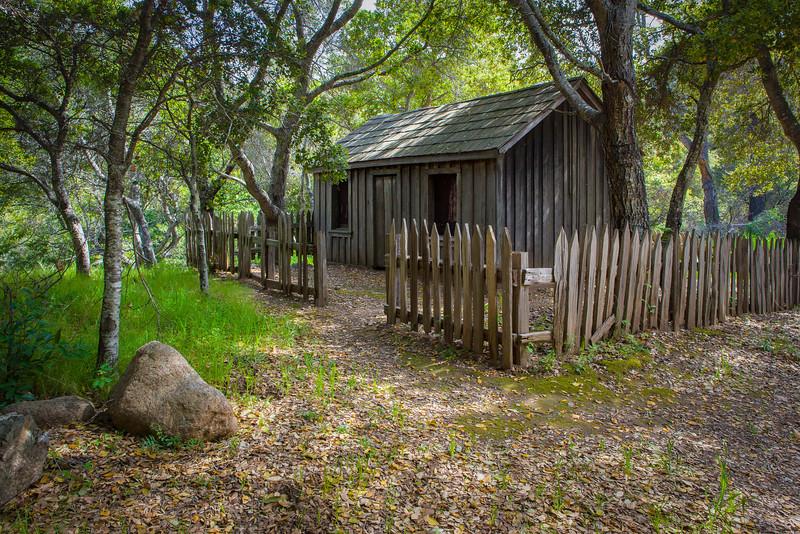 John Pfeiffer's Homestead Cabin