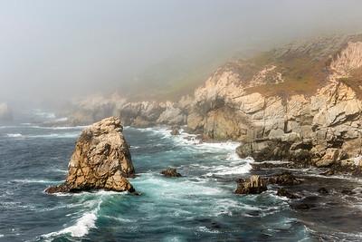 Garrapata in the Fog