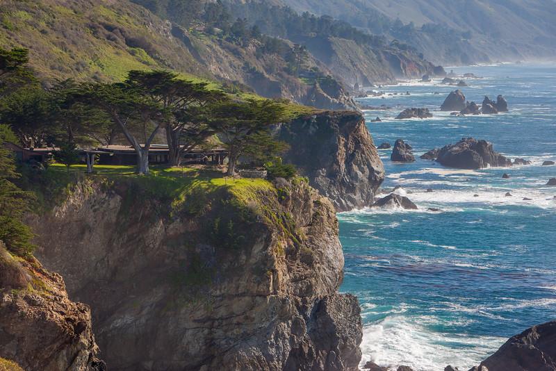 """Cypress Home, Big Sur"""
