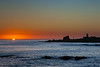 """Sunset at Piedras Blancas Light Station"""