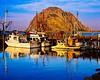 """Morro Bay Harbor at Sunrise"""