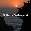 Sunset at Cabrillo Lighthouse