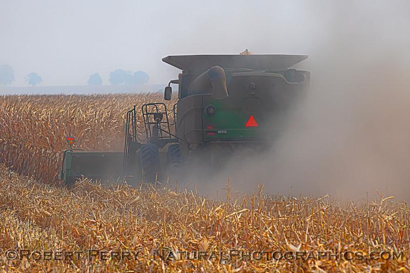 farm equipment corn harvesting 2020 10-03 Staten Island-014