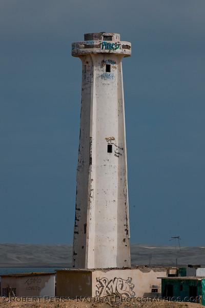 Halo Viejo - Old Lighthouse - 2009 03-15 Scammons Lagoon Baja- 305