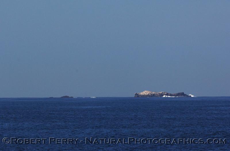 Richardson Rock, San Miguel Island; image 1 of 3.