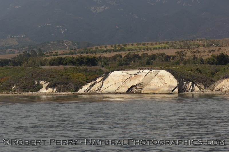 Western Santa Barbara Coastline, near Elwood.