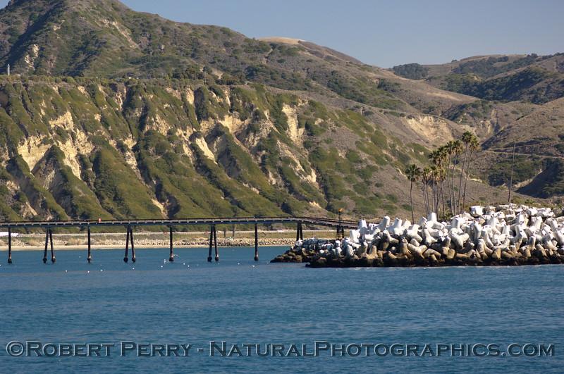 Oil Island, Ventura County.