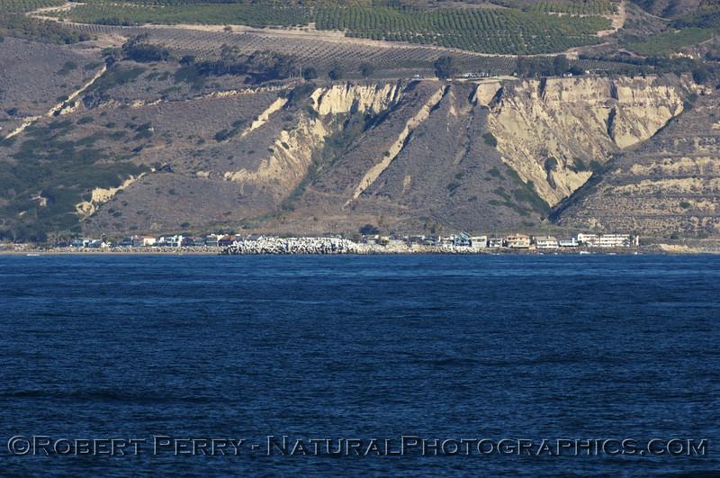 Coastline, Ventura County.