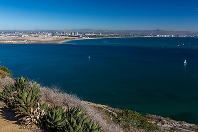 San Diego from Cabrillo National Monument