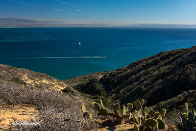 San Diego Bay from Cabrillo National Monument