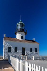 Old Point Loma Lighthouse, San Diego