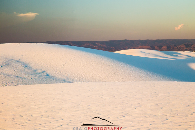 White Sands Sunset 3