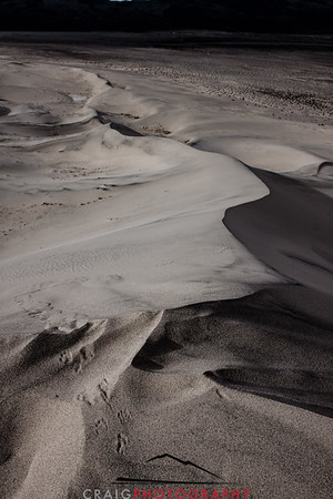 Eureka Dunes Death Valley National Park CA 2