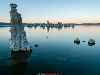 Mono Lake California 1