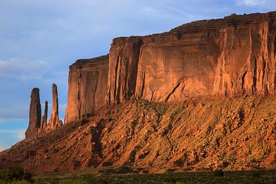 Monument Valley (Elephant Rock)