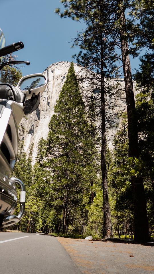 El Capitan - Yosemite Valley