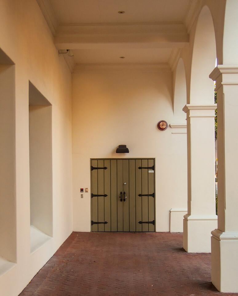 Corridor Santa Barbara